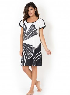 Maxi T-shirt - City Shore - Miradonna