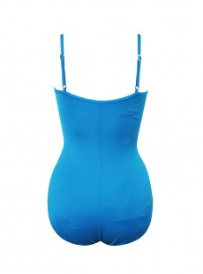 "Maillot de bain gainant Mystify Turquoise - ""M"""