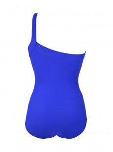Maillot de bain sculptant Althea - Bleu - Mirachic - Miradonna