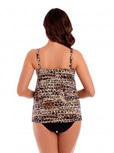"Mirage Tankini Top - Wilside - ""M"" - Miraclesuit swimwear"