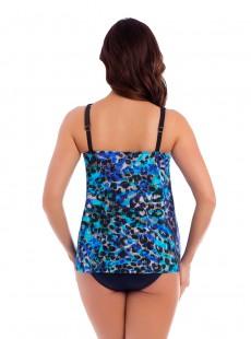 """Mirage Tankini Top - Seaglass - """"M"""" - Miraclesuit swimwear"""