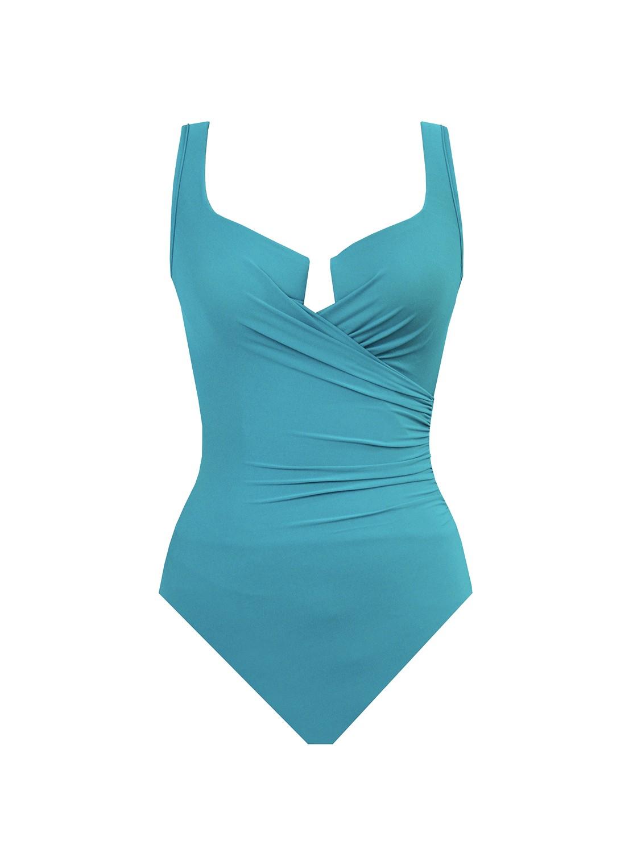 maillot de bain gainant escape bleu clair les unis m miraclesuit. Black Bedroom Furniture Sets. Home Design Ideas