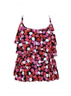 "Tankini Tiering Up - Baby Bloomer - ""M"" - Miraclesuit swimwear"