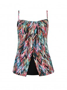 "Tankini Jubilee High Frequency - ""M"" - Miraclesuit swimwear"