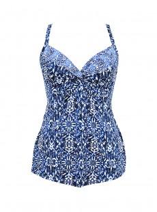 """Tankini Love Knot - Majorca - """"M"""" - Miraclesuit swimwear"""