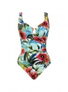 """Maillot de bain gainant Escape - Belles Rives - """"M"""" - Miraclesuit swimwear"""