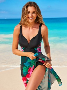 Accessoire Miraclesuit : Pareo Tahitian Temptress