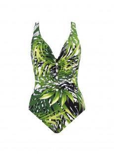 "Maillot de bain gainant Charmer - Splendor In Seagrass - ""M"" - Miraclesuit swimwear"