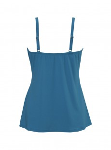 """Love Knot Bleu Canard - The Four Tops - """"M"""" - Miraclesuit swimwear"""