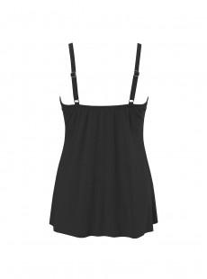 "Marina Tankini Noir - Solid Citizens - ""M"" - Miraclesuit swimwear"