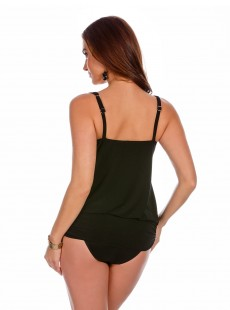 "Tankini Luxe - Solid Citizens - ""M"" - Miraclesuit swimwear"