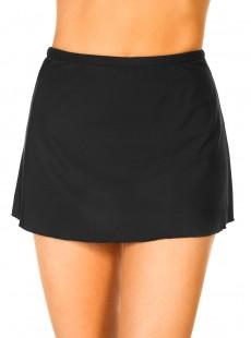 """Jupe plissée Noir - """"M""""- Miraclesuit swimwear"""