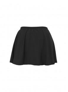 """Jupe plissée Noir - """"W""""- Miraclesuit swimwear"""