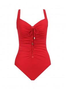 """Maillot de bain gainant Rivage Rouge - Les Unis - """"M"""" - Miraclesuit swimwear"""