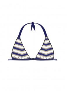 Haut de maillot de bain Triangle Marino - El Malecon - Luli Fama