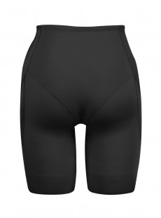 Panty gainant taille mi-haute Rear Lift & Thigh Control Noir - Miraclesuit Shapewear