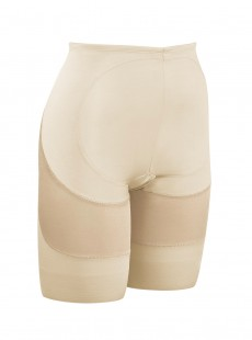 Panty gainant taille mi-haute Rear Lift & Thigh Control Nude - Miraclesuit Shapewear
