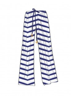 Pantalon de plage Marino- El Malecon - Luli Fama