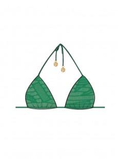 Haut de maillot de bain Triangle Bikini Palma - El Carnaval - Luli Fama