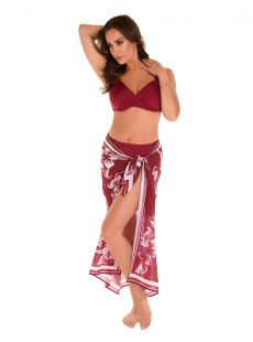 Paréo - Hibiskiss - Miraclesuit swimwear