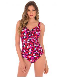 "Maillot de bain gainant Sanibel  - Baby Bloomer - ""W"" - Miraclesuit swimwear"