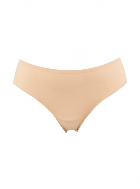 Culotte Hipster Nude - Feel Nothing See Nothing - Naomi & Nicole