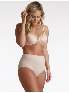 Culotte gainante taille mi-haute Nude - Flexible fit - Miraclesuit Shapewear