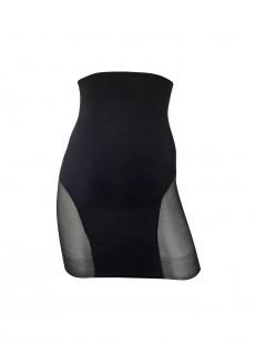 Fond de jupe gainant noir - Sexy Sheer Shaping - Miraclesuit Shapewear