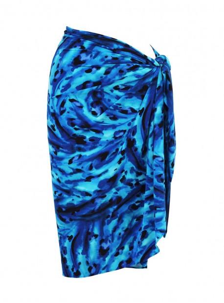 "Paréo - Ocean Ocelot - ""M"" - Miraclesuit Swimwear"