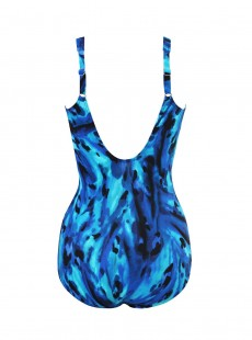"Maillot de bain gainant - Oceanus - Ocean Ocelot - ""FC"" - Miraclesuit Swimwear"