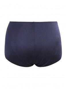 """Culotte de maillot de bain bleu nuit Norma-Jean - Solid - """"M"""" - Miraclesuit Swimwear"""