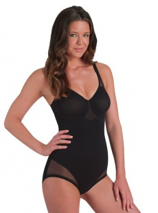 Body sculptant noir 2783 Sexy Sheer