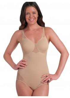 Body sculptant nude - Sexy Sheer Shaping - Miraclesuit Shapewear
