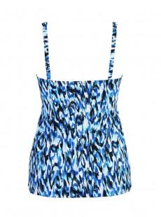 "Tankini Surplice - Caspiana - ""M"" - Miraclesuit Swimwear"