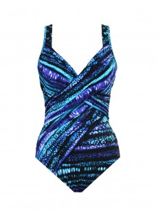 "Maillot de bain gainant Revele - Cat Bayou - ""M"" -Miraclesuit Swimwear"