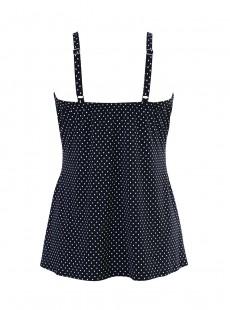 "Tankini Love Knot bleu - Must haves - Pin point - ""M"" -Miraclesuit Swimwear"