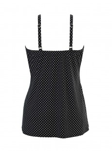 "Tankini Love Knot Noir - Must haves - Pin point - ""M"" -Miraclesuit Swimwear"