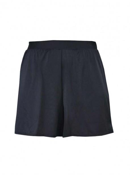 """Short de bain Noir - Les bas -""""W"""" - Miraclesuit Swimwear"""