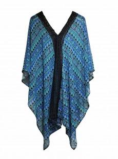 "Caftan - Gypsy - ""M"" -Miraclesuit Swimwear"