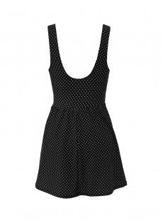 "Robe de bain gainante Marais Noire - Must haves - Pin point - ""W"" -Miraclesuit Swimwear"