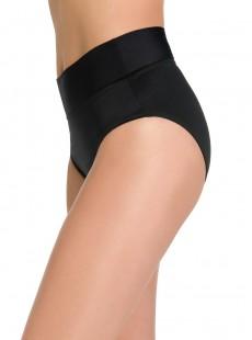 """Culotte gainante à revers Noir - """"M"""" - Miraclesuit swimwear"""