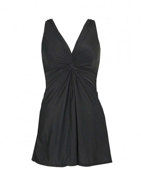"Robe de bain gainante Marais Noire - Must haves - ""FC"" -Miraclesuit Swimwear"