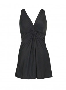 "Robe de bain gainante Marais Noire - Must haves - ""W"" -Miraclesuit Swimwea"