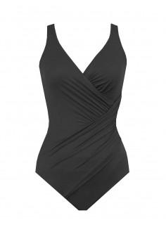 "Maillot de bain gainant Oceanus Noir - Must haves -  ""M"" - Miraclesuit Swimwear"