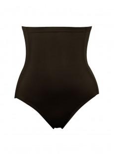 Culotte gainante taille haute noire - Unbelievable Comfort - Naomi & Nicole