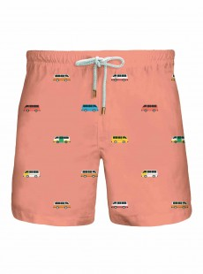 Short de bain Rouge Originals - Taxis - Granadilla