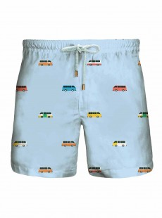 Short de bain Bleu Clair Originals - Taxis - Granadilla