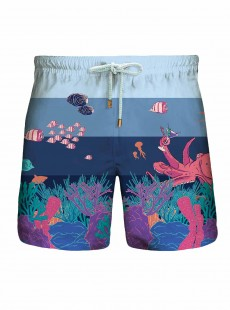 Short de bain Multicolore Originals - Ocean Life - Granadilla