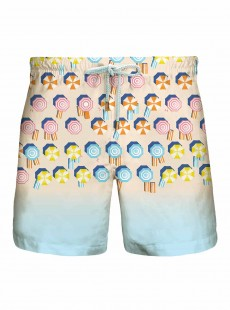 Short de bain Bleu Originals - Camps Bay Beach - Granadilla