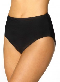 """Culotte de bain classique Noire -Les bas -""""M"""" -Miraclesuit Swimwear"""